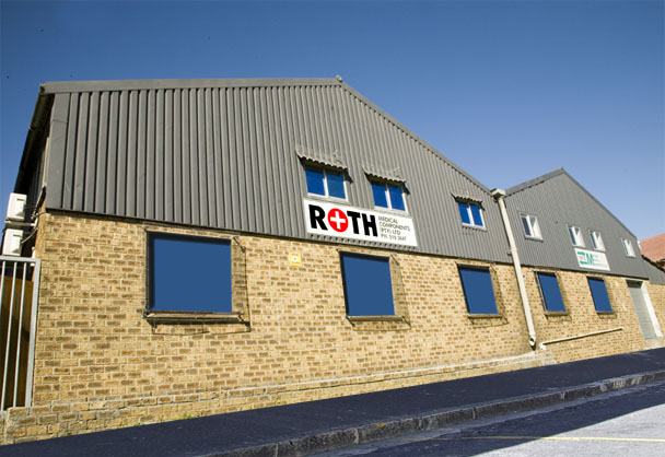 roth medical head quaters